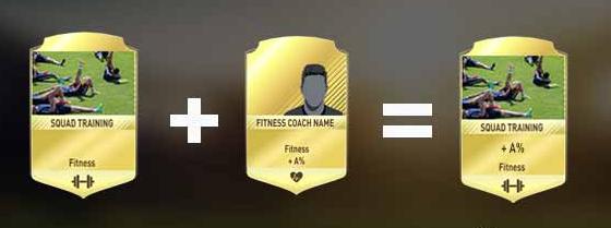 Saving FIFA coins through fitness coaches