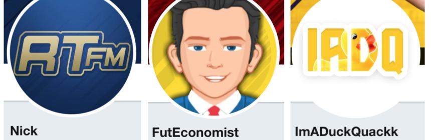 FIFA Trading Accounts