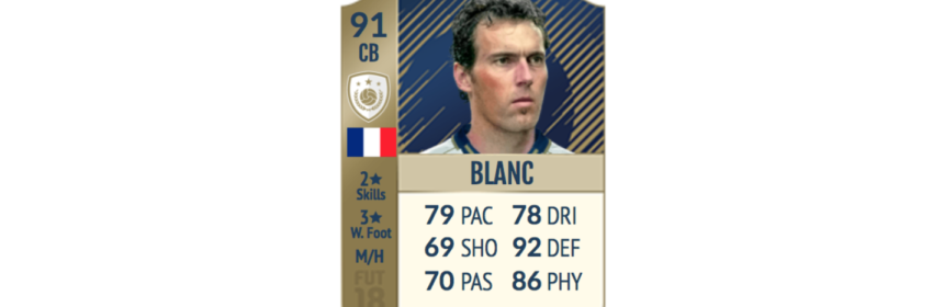 Blanc 91 Rated Icon Feature