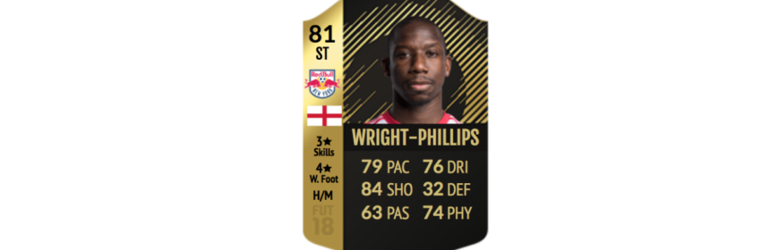 Wright-Phillips Featured