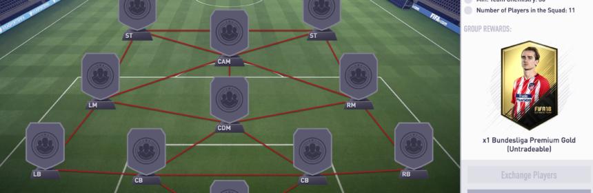 Bundesliga Upgrade SBC