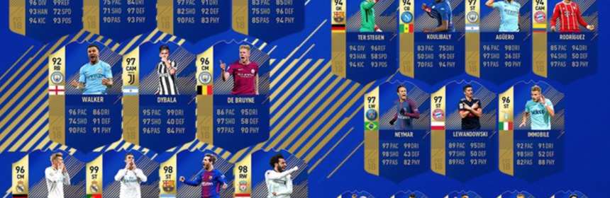 Ultimate TOTS